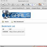 Grails running in Glassfish